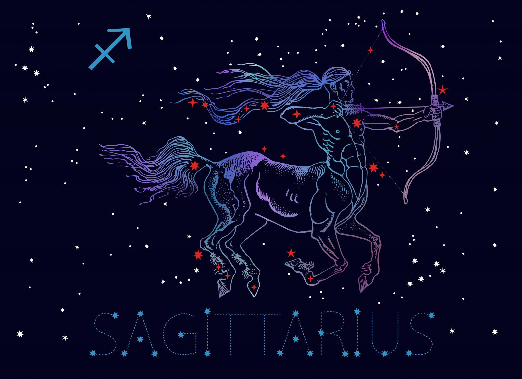 Sagittarius why so do much lie How Does